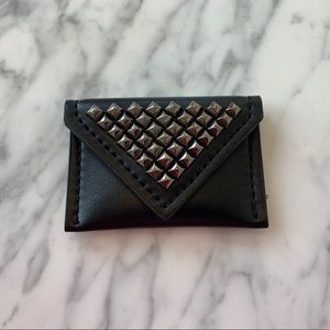 Accessories - Studded Credit card holder